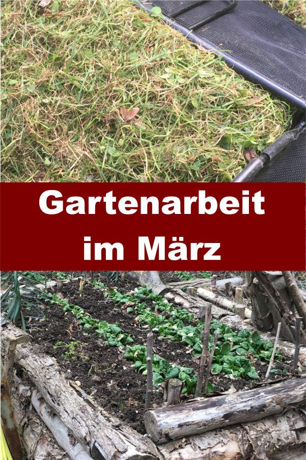 Gartenarbeit Im Marz Gartenbob De Der Garten Ratgeber