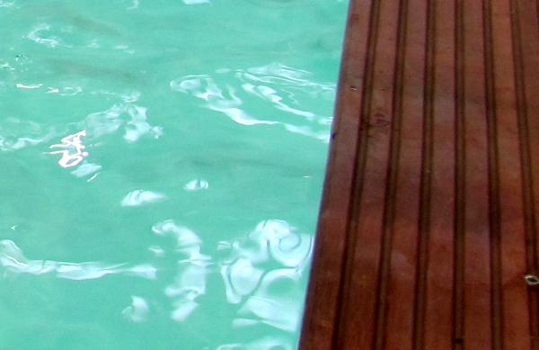 Dusche Garten Warmwasser : Stellen Sie sich ein gem?tliches Bad im freien vor.