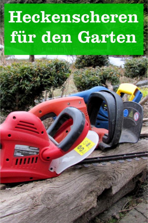 Heckenscheren für Garten