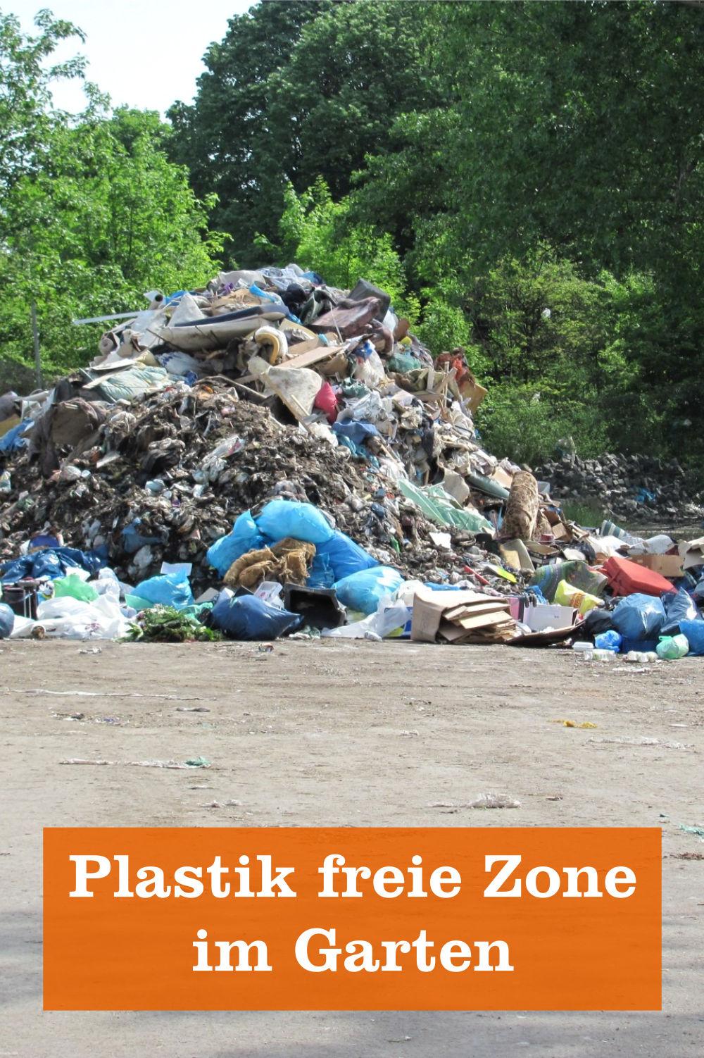 Plastik Garten
