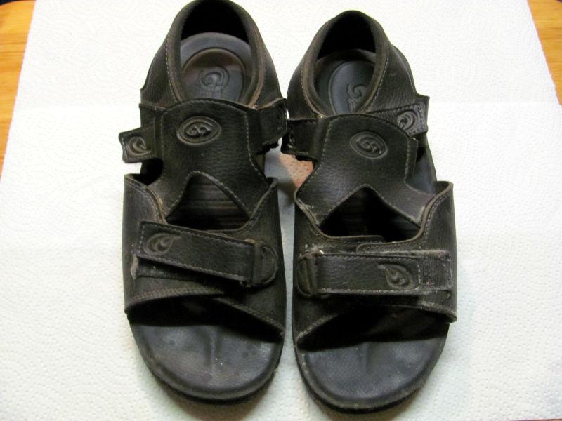 Schuhe für die Gartenarbeit