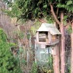 Vogelhaus Garten