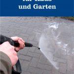 Hochdruckreiniger für Garten