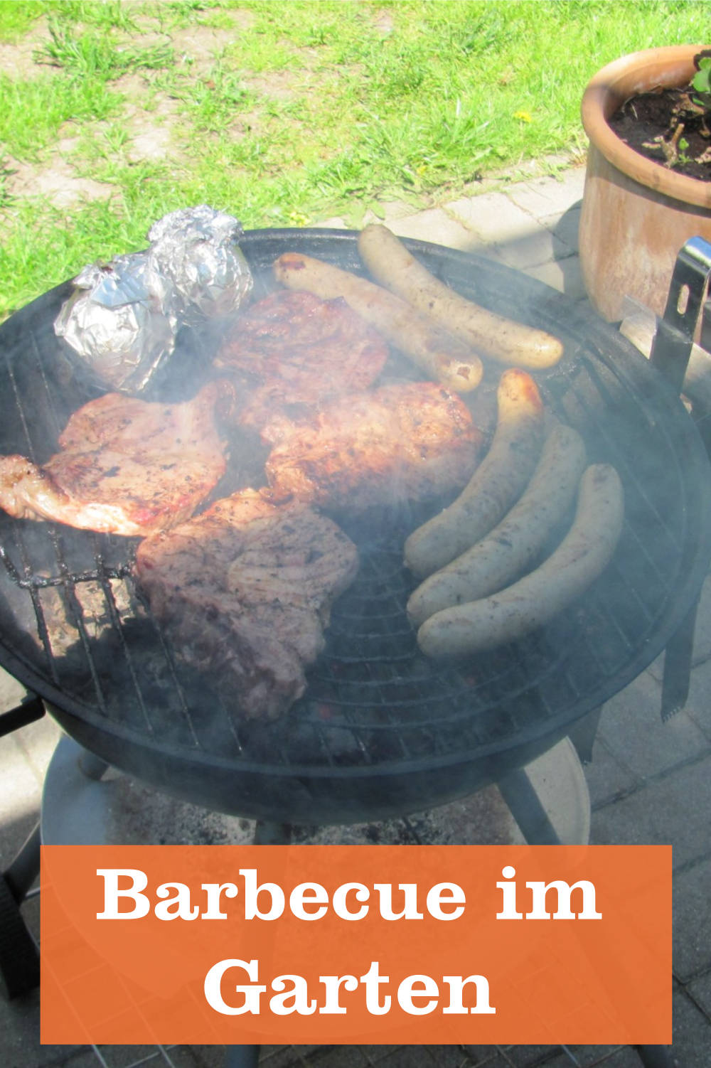 Grill für Barbecue