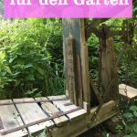 Dekoration für Garten