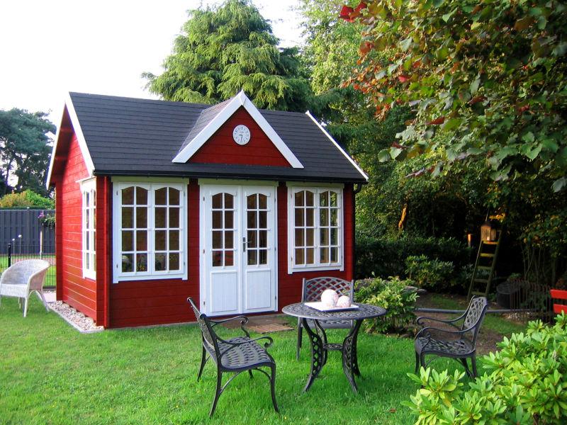 gartenhaus 3 ideen f r eine etwas andere nutzung der garten ratgeber. Black Bedroom Furniture Sets. Home Design Ideas