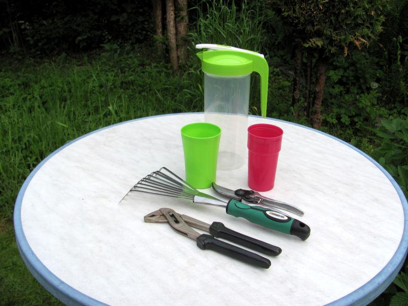 Nützliche Garatenhelfer für die Gartenarbeit