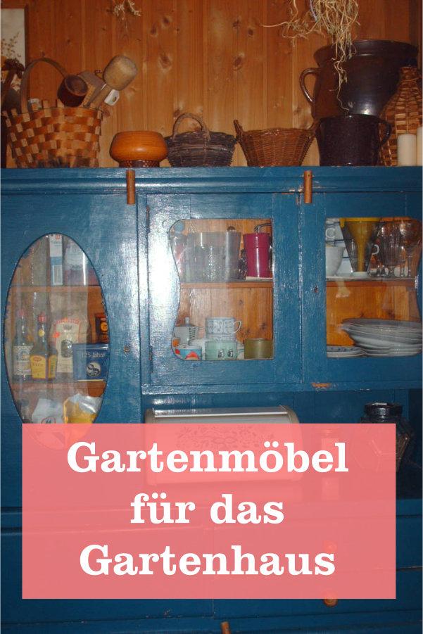 Gartenmöbel Gartenhaus