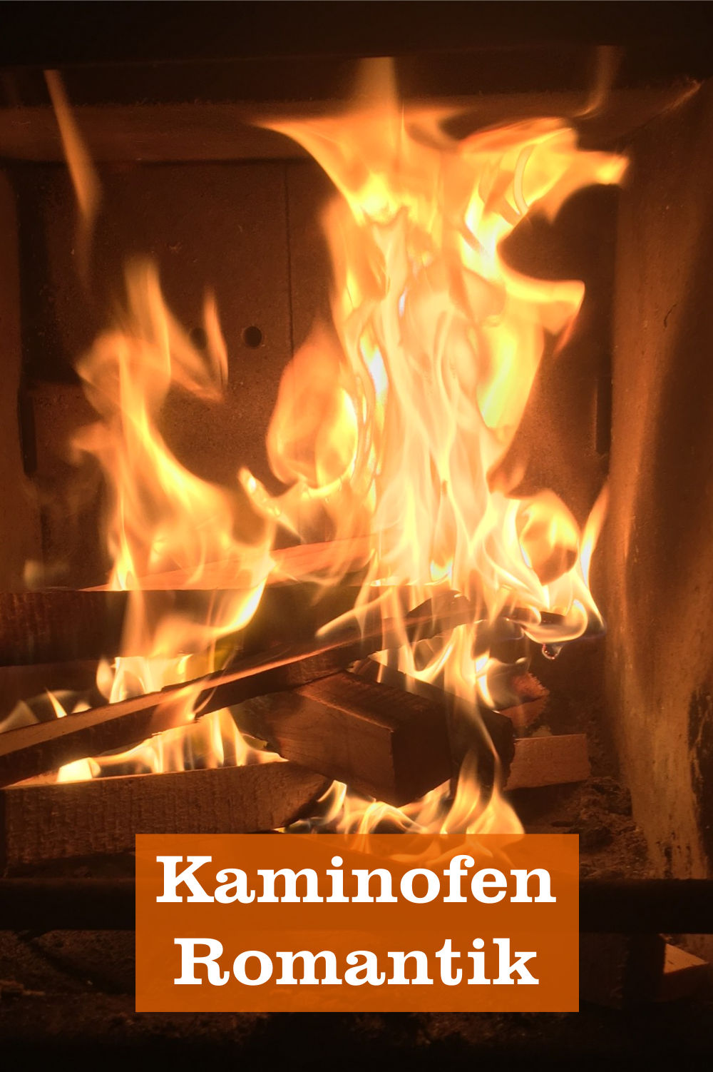 Kaminofen Romantik