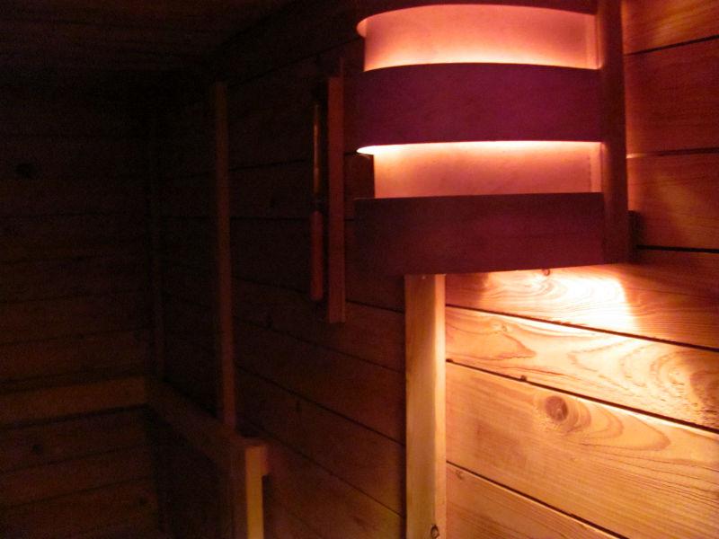 Sauna Gartenhaus