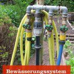 Bewässerungssystem für Garten