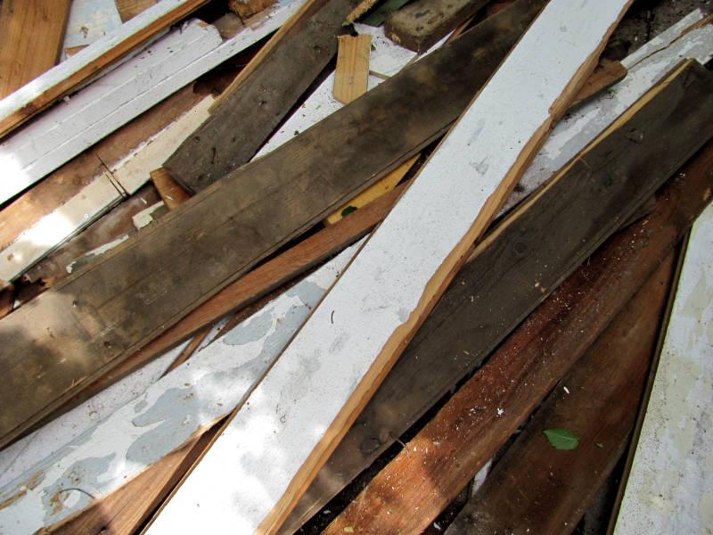 Retro Regal Holz