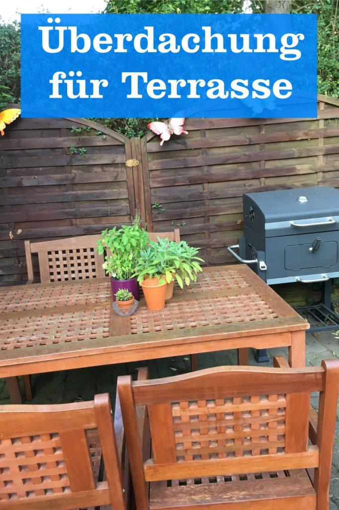 Überdachung für Terrasse