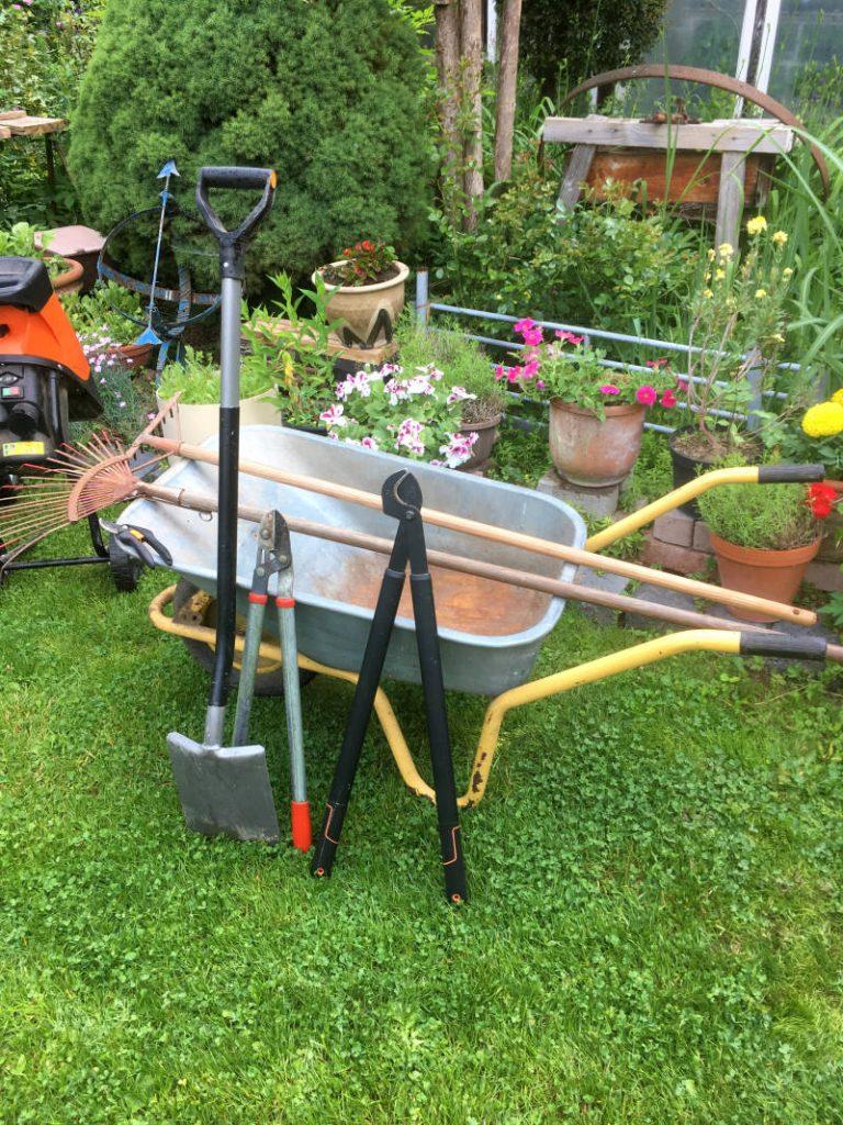 Gartenwerkzeuge für Garten
