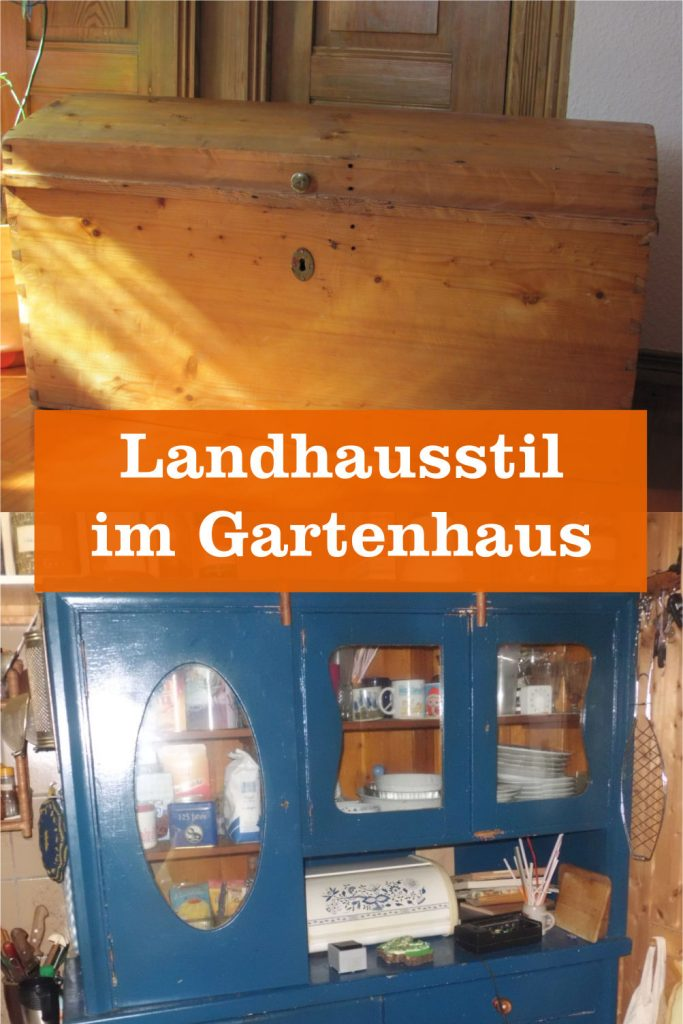 Landhausstil Gartenhaus