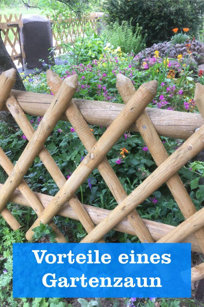 Vorteile Gartenzaun