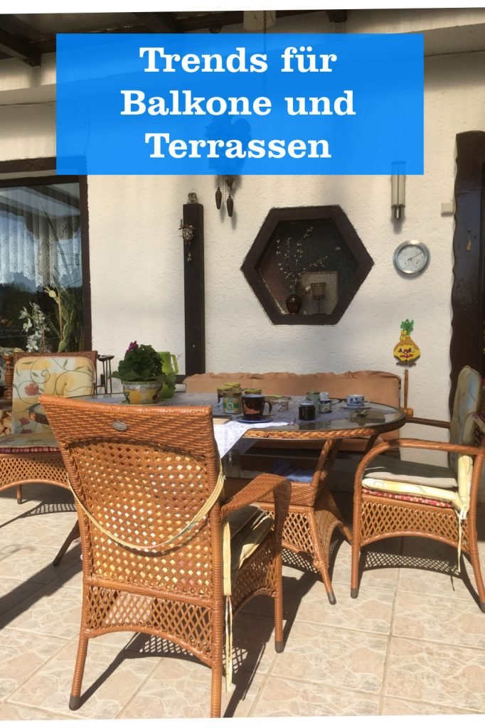 Trends Terrassen