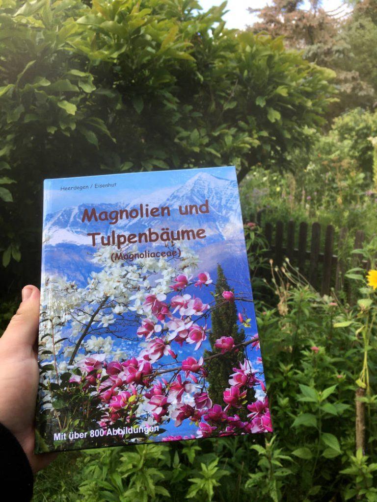 Buch Magnolien und Tulpenbäume